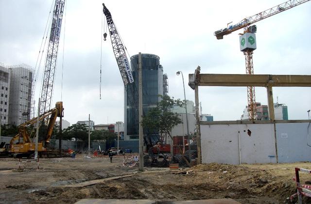 Bến Vân Đồn, quận 4 cũng là nơi có nhiều giao dịch MA lớn nhất trên thị trường BĐS TP.HCM trong suốt thời gian qua.