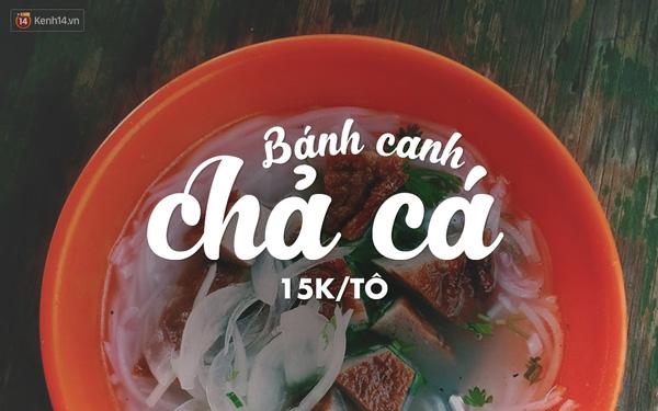 Bánh canh chả cá cũng là món ăn được người dân Ninh Thuận ăn mỗi ngày. Hãy đi trên những con đường ở Phan Rang, bạn lúc nào cũng sẽ dễ dàng tìm cho mình một tô bánh canh bốc khói.