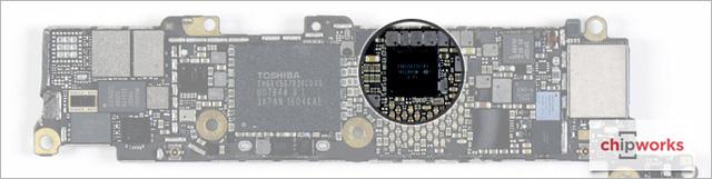 Chip quản lý điện năng mới.