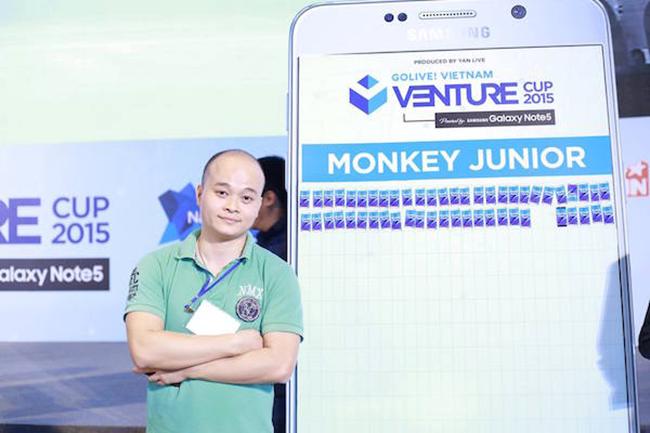 Từng làm ông chủ một công ty, Đào Xuân Hoàng đã từ bỏ để khởi nghiệp lần 2 (ảnh nhân vật cung cấp)