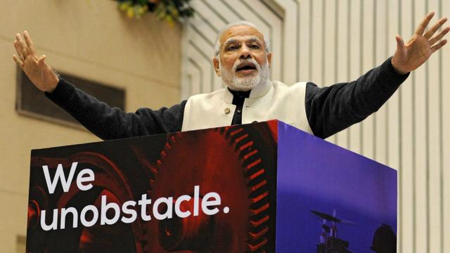 Thủ tướng Ấn Độ - Ông Narendra Modi