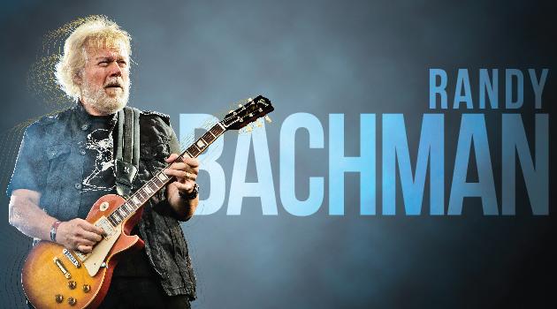 nhạc sĩ Randy Bachman rất thành công và nổi tiếng