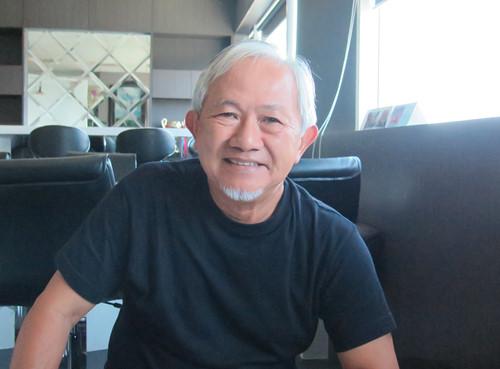 GS. Phan Văn Trường. Ảnh: Thanh Niên.