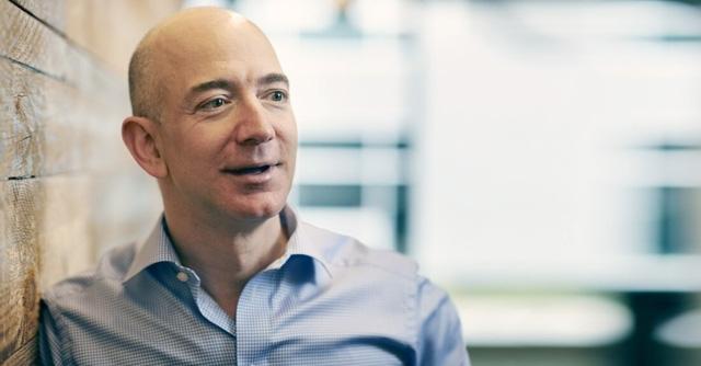Jeff Bezos đạt thành công lớn nhưng từng thất bại thê thảm