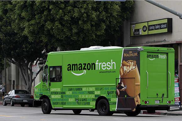 AmazonFresh và sự thành công lớn sau thất bại