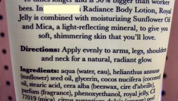 5 mẹo nhỏ để phát hiện độc tố trong mỹ phẩm mà không phải bạn nào cũng biết 4
