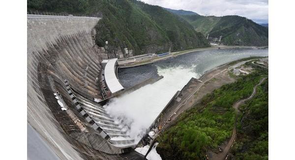 Đập thủy điện của Trung Quốc trên sông Mekong.