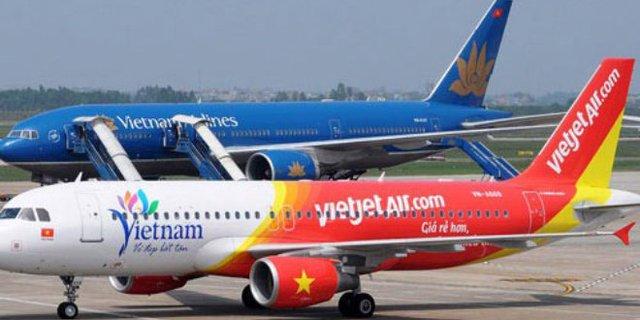 Giá xăng xuống đáy, máy bay làm ngơ giảm giá vé? (1)