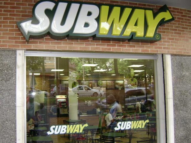 subway sandwich store