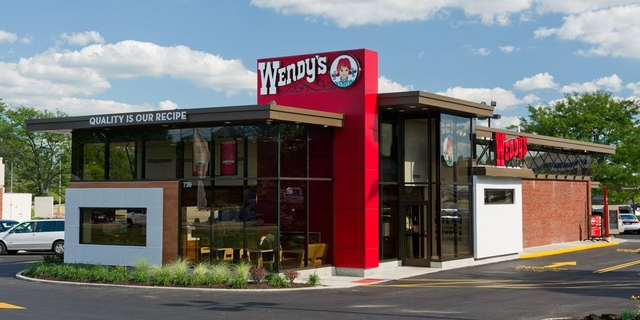 Wendys remodel new restaurant