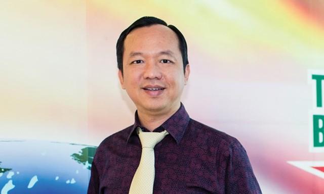 Ông Phan Quốc Công, Tổng giám đốc CTCP Sản xuất hàng gia dụng Quốc tế ICP.