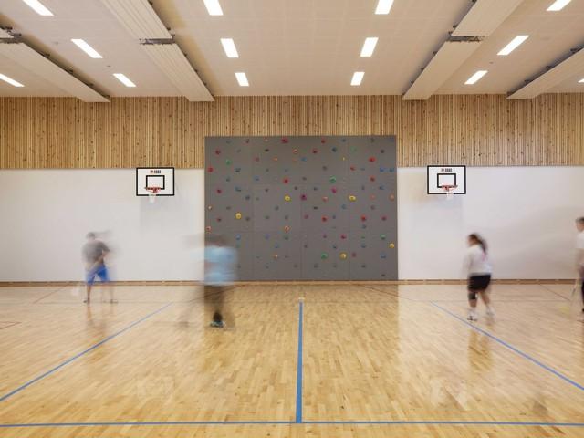 Phòng thể thao trong nhà
