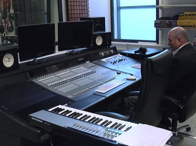 Hệ thống thu âm hiện đại