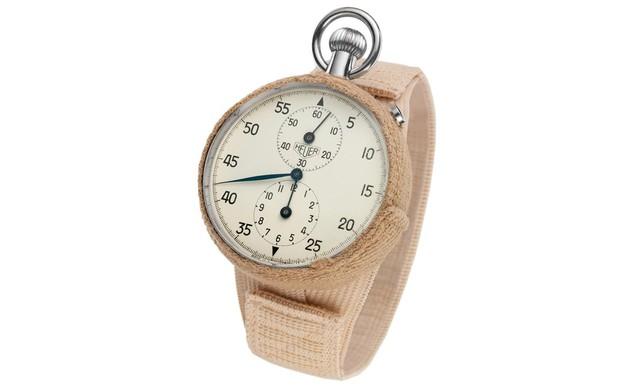 Chiếc đồng hồ bấm giờ Tag Heuer lập kỷ lục bay vào vũ trụ đầu tiên của Nasa vào ngày 20/2/1962