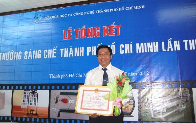 Nhà sáng chế Phạm Hoàng Thắng