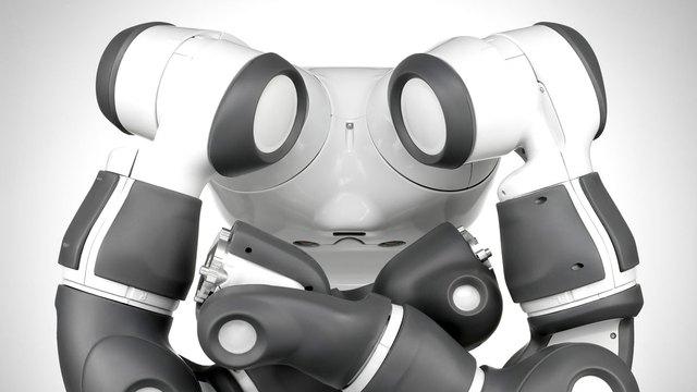 Robot Yumi.