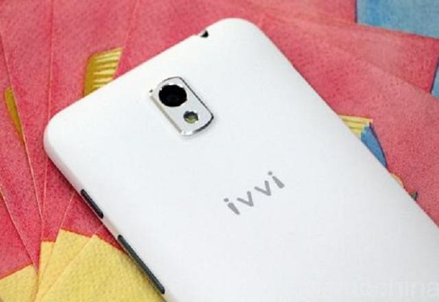 Coolpad Ivvi K1 chiếm ngôi điện thoại mỏng nhất thế giới