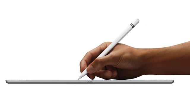 iPad Pro chưa có được ứng dụng đinh.