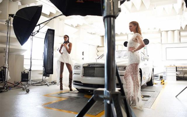 """Rolls-Royce sẽ sản xuất Wraith """"Lấy cảm hứng từ thời trang"""" với số lượng giới hạn, tùy thuộc vào nhu cầu của khách hàng."""