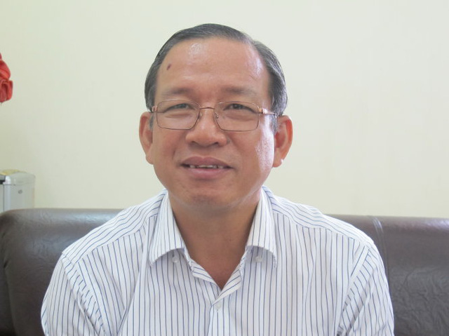 Ông Nguyễn Hoàng Minh - Ảnh: A.H.