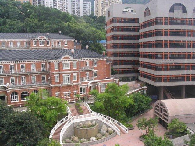 Ho nhận được một học bổng để theo học Đại học Hong Kong nhưng đã không hoàn thành trình độ của mình.