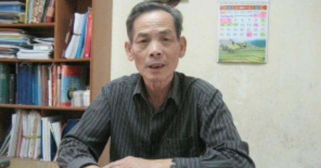 Ông Lê Bá Lịch, Chủ tịch Hội thức ăn chăn nuôi Việt Nam.