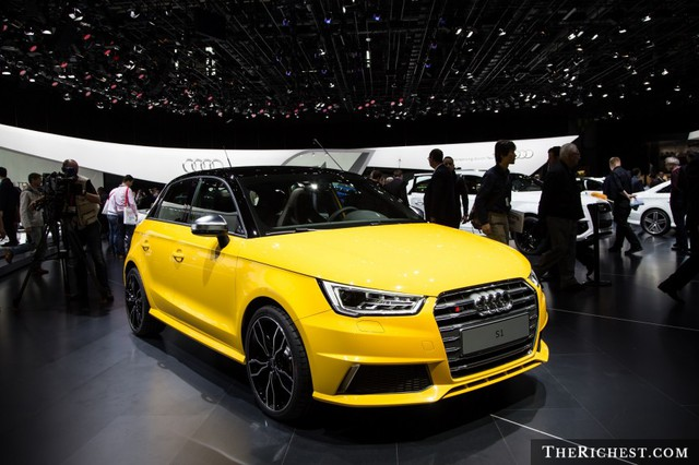 shutterstock_Audi S1 Quattro