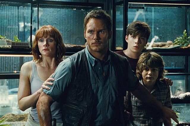 4 nhân vật chính trong phim