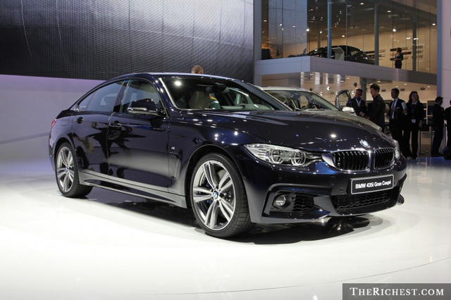 shutterstock_BMW 4 Series Gran Coupe