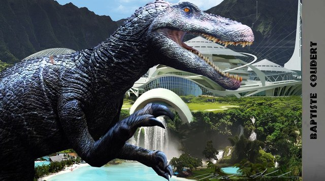 """Dung nhan của I-Rex - thủ lĩnh phe """"đối lập"""""""