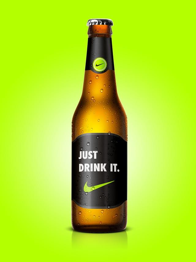 Nike beer