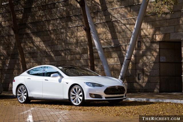 shutterstock_Tesla Model S