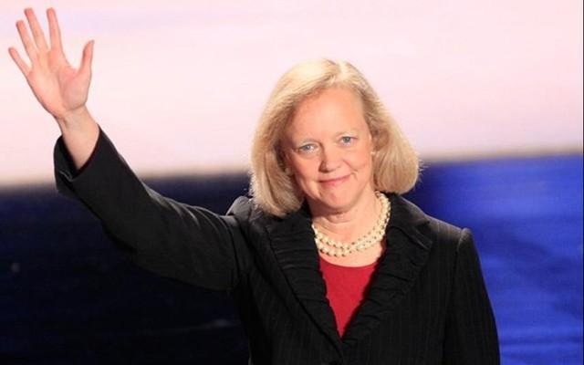 Từng lãnh đạo eBay, Meg Whitman trở thành một trong những nữ doanh nhân số 1 nước Mỹ, bởi bà thống trị thung lũng Silicon khi được bổ nhiệm làm CEO của hãng công nghệ Hewlett-Packard (HP).