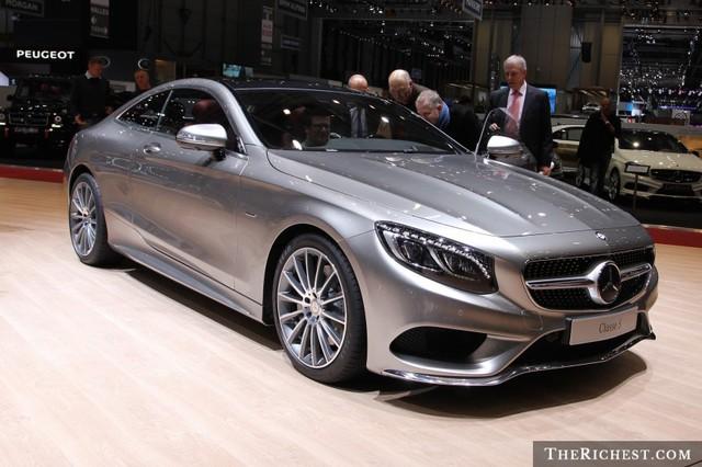 shutterstock_Mercedes-Benz S-Class