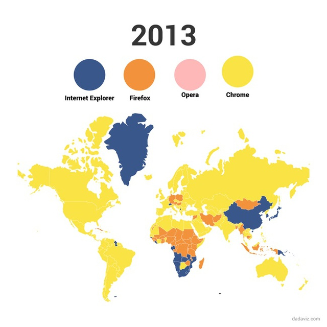 2013: Chromes Worldwide Domination Takes Off