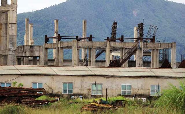 Vạn Lợi; Hà Tĩnh; khai tử; nhà máy thép