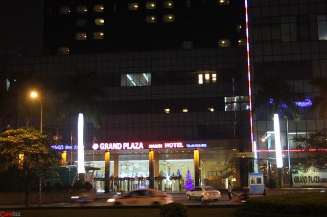 Grand Plaza vẫn đang đóng cửa, chỉ có khu vực khách sạn là hoạt động