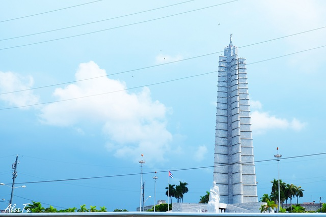 Tượng đài tưởng niệm người anh hùng dân tộc José Martí (José Martí Memorial)