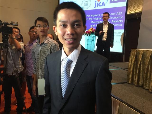 Tiến sĩ Nguyễn Đức Thành – Viện trưởng VEPR.