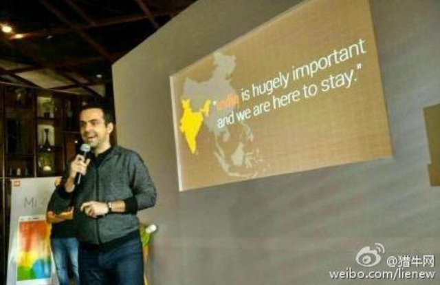 Xiaomi has hit back at accusations of theft, with exec Hugo Barra telling Verge