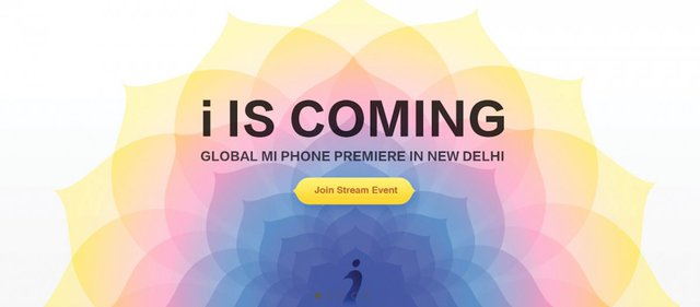 But Xiaomi definitely uses a similar aesthetic as Apple does. Heres the teaser for a launch event Xiaomi is holding this week.