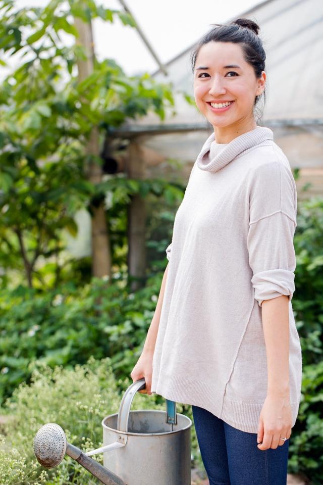 Đào Chi Anh- cô gái đã góp phần hé mở thị trường Việt Nam tới các nhà đầu tư thế giới