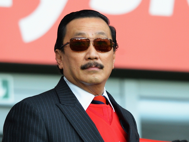 Tỷ phú Tan Sri Dato' Seri Vincent Tan Chee Yioun