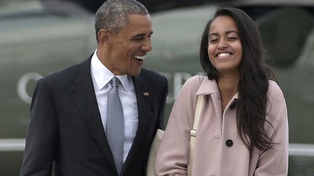 Công chúa nhỏ của tổng thống Obama sắp vào Harvard.