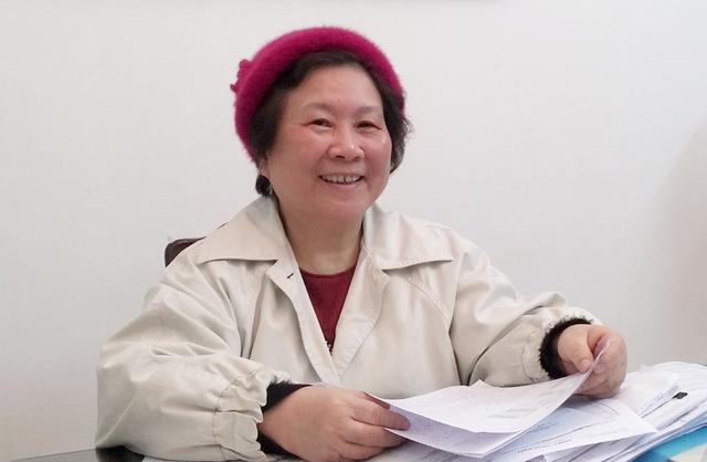 Bà Đặng Hồng Thúy. Ảnh: T.Hạnh