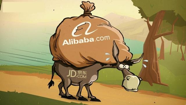 Liệu Alibaba còn nằm trên JD.com đến bao giờ?
