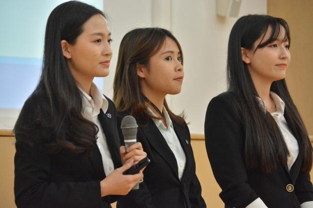 3 nữ du học sinh Việt xinh đẹp chiến thắng giải thưởng 1,5 triệu yên với ý tưởng khởi nghiệp trên đất Nhật - Ảnh 4.