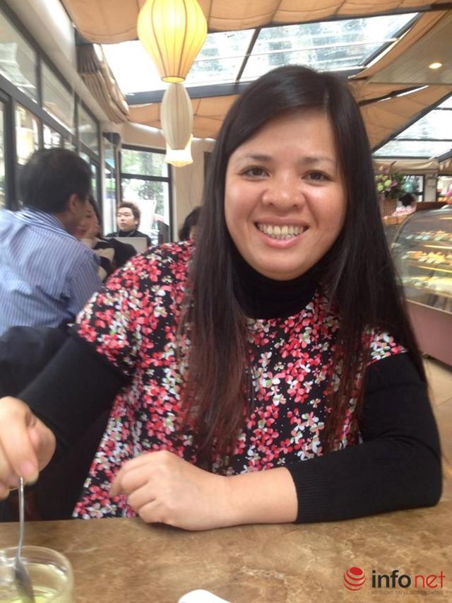 TS Vũ Thu Hương, bảo vệ luận án tiến sĩ ở VN tốn nhiều công sức và tình cảm