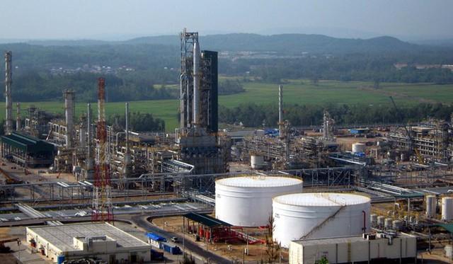 Lãnh đạo Nhà máy Lọc dầu Dung Quất muốn thuế nhập khẩu ưu đãi đối với các sản phẩm của nhà máy này về 0%