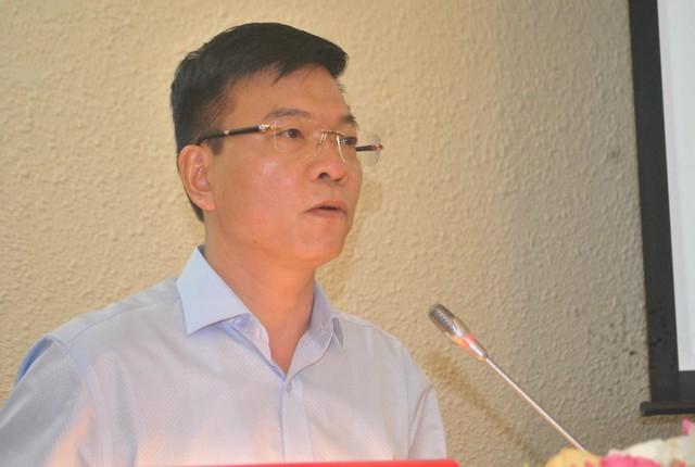Bộ trưởng Tư pháp Lê Thành Long